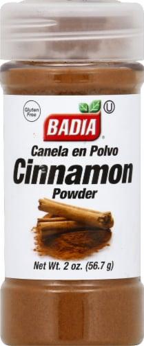 Badia Cinnamon Powder Perspective: front