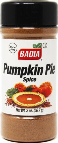 Badia Pumpkin Pie Spice Perspective: front
