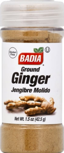 Badia® Ground Ginger Perspective: front