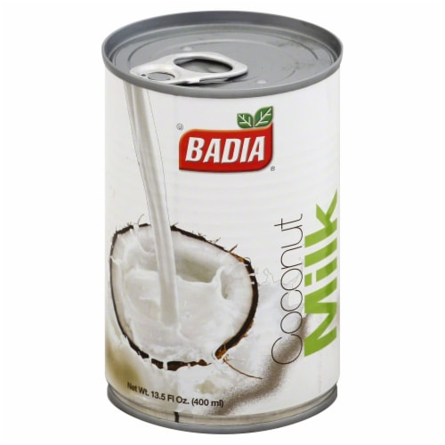 Badia Coconut Milk Perspective: front