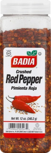 Badia Crushed Red Pepper Perspective: front