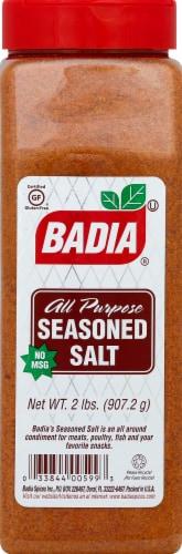 Badia Seasoned Salt Perspective: front