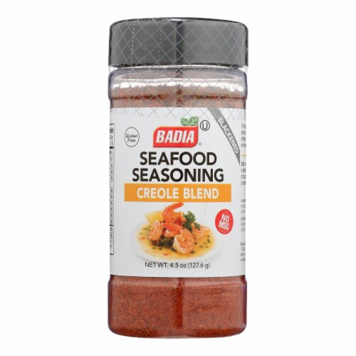 Badia Spices - Seasoning - Blackened Red Fish - Case of 6 - 4.5 oz. Perspective: front