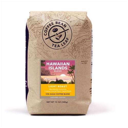 The Coffee Bean & Tea Leaf hawaiianIslands Blen Light Roast Ground Coffee Perspective: front