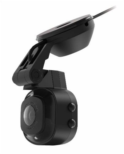 Scosche Nexar Suction Cup Mounting Camera - Black Perspective: front
