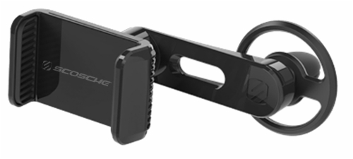 Scosche Vent Pivot Mount for Mobile Devices - Black Perspective: front