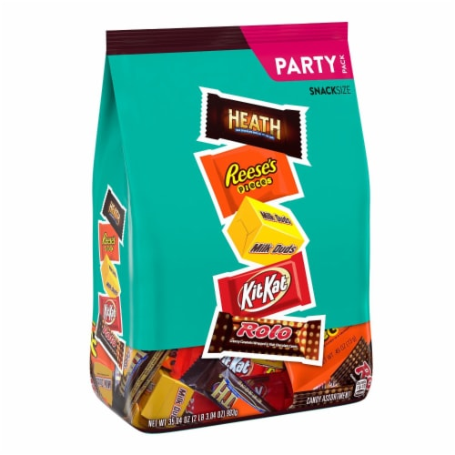 Hershey's Snack Size Candy Assortment Party Pack Perspective: front