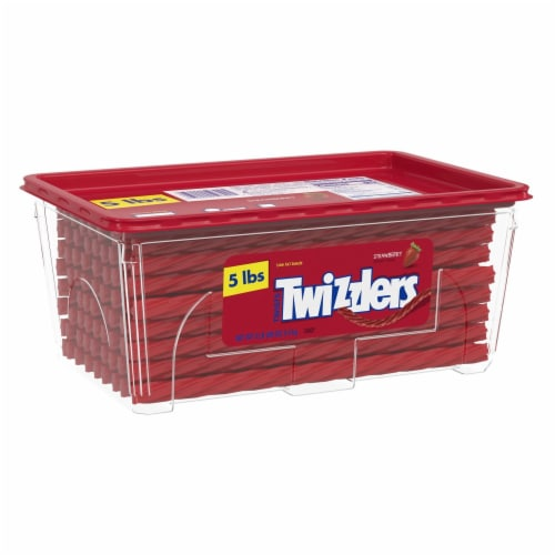 Twizzlers Strawberry Twists Perspective: front