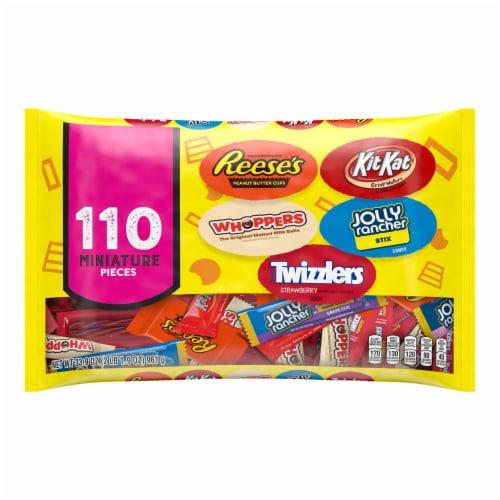 Hershey Halloween Candy Assortment Perspective: front