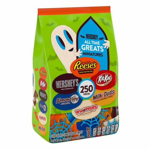 Hershey's All Time Greats Candy Assortment Perspective: front