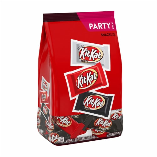Kit Kat Snack Size Party Pack Perspective: front
