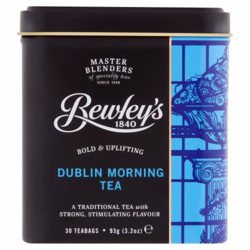 Bewley's Dublin Morning Tea Bags Perspective: front