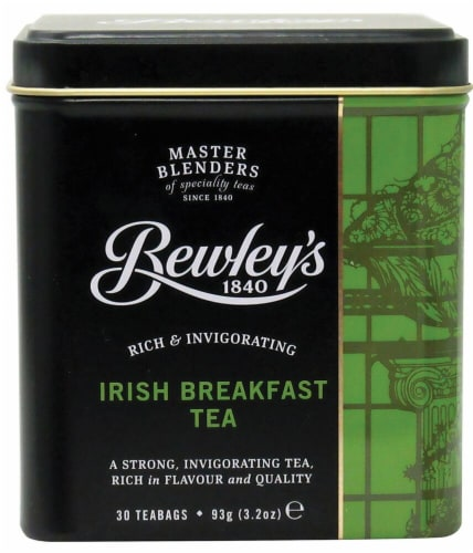 Bewley's Irish Breakfast Tea Bags Perspective: front