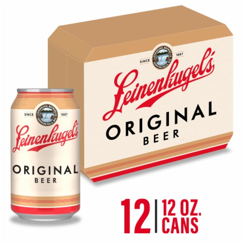 Leinenkugel's Original Ale Beer 12 Cans Perspective: front