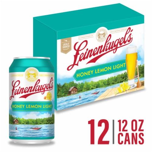 Leinenkugel's Oktoberfest Beer Perspective: front