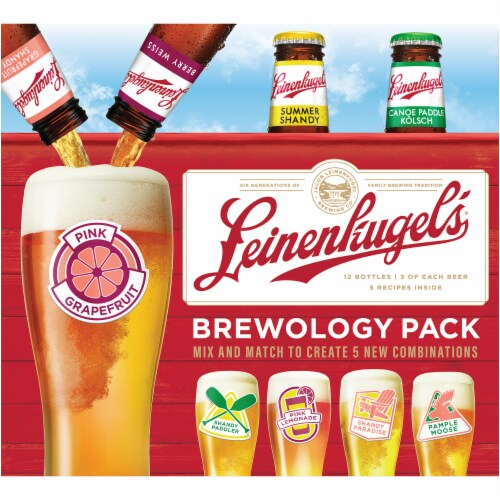Leinenkugel's Brewology Variety Pack Perspective: front