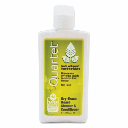 Quartet Whiteboard Conditioner/Cleaner for Dry Erase Boards, 8 Oz Bottle 551 Perspective: front