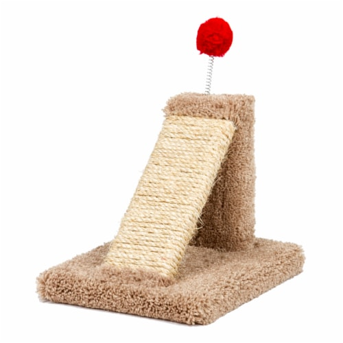Tree Cat North American Pet Claw Tuff Angle Scratcher Perspective: front