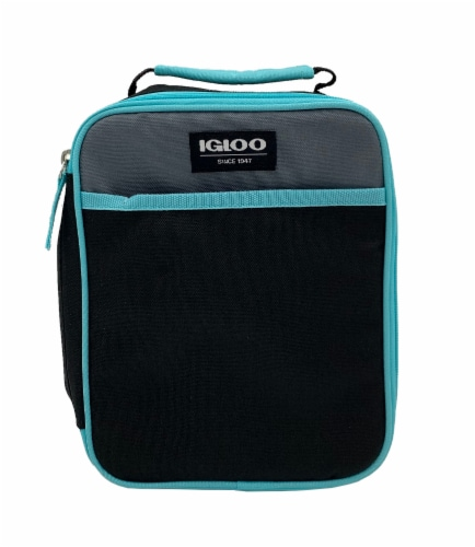 Igloo Lunch Box - Seafoam Perspective: front