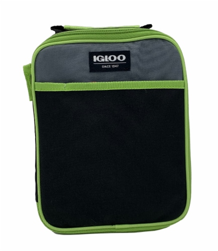 Igloo Lunch Box - Kiwi Perspective: front