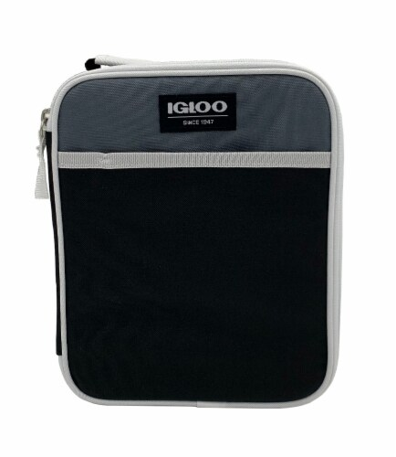 Igloo Lunch Box - Polar Bear Perspective: front