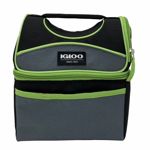 Igloo Playmate Lunchbox - Kiwi Perspective: front
