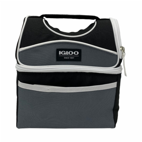 Igloo Playmate Lunch Box - Polar Bear Perspective: front