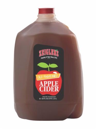 Ziegler's Apple Cider Perspective: front