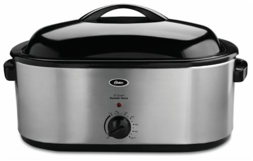Oster® 22-Quart Roaster Oven Perspective: front