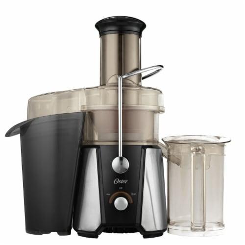 Oster® Easy Clean 900 Watt Juicer Perspective: front