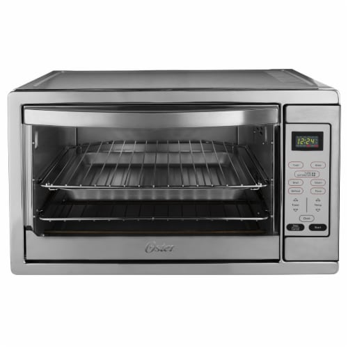 Oster® Extra Large Digital Countertop Convection Oven Perspective: front