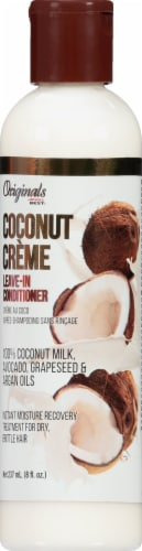 Africa's Best Coconut Creme Leave-In Conditioner Perspective: front