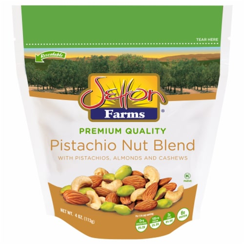 Setton Farms Pistachio Nut Blend Perspective: front