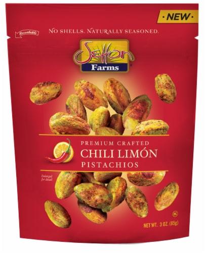 Setton Farms Chili Limon Pistachios Perspective: front