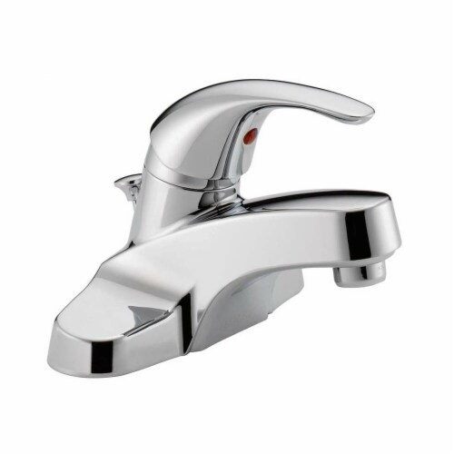 Delta Peerless Lever Faucet - Chrome Perspective: front