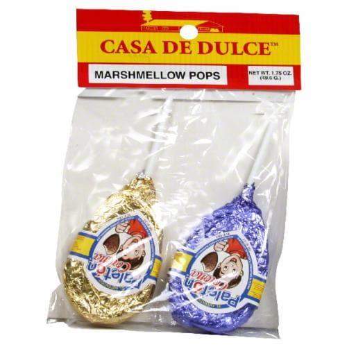 Casa De Dulce Marshmellow Pops Perspective: front