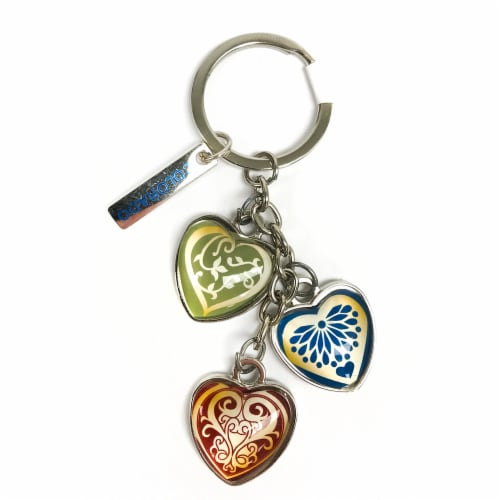 Mountain States Specialties Keychain Perspective: front