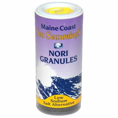 Maine Coast Sea Nori Granules Perspective: front