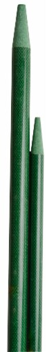 Miracle Gro Fiberglass Garden Stake - Green Perspective: front