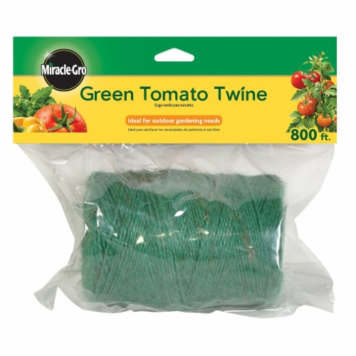 Miracle-Gro Tomato Twine - Green Perspective: front