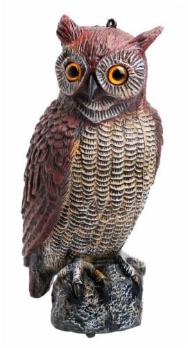 Bond Owl Decoy - Brown Perspective: front