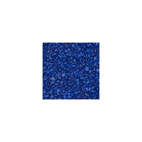 Estes Gravel WM40502 5 x 5 Gravel - Dark Blue Perspective: front