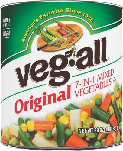 Veg-All Original Mixed Vegetables Perspective: front