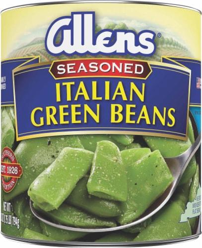 Allens Seasoned Cut Italian Green Beans Perspective: front