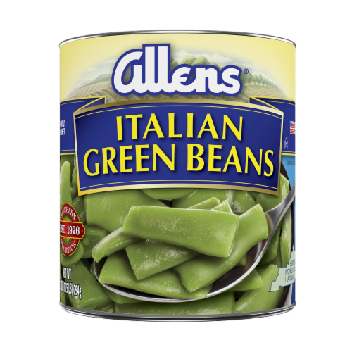 Allens Cut Italian Green Beans Perspective: front
