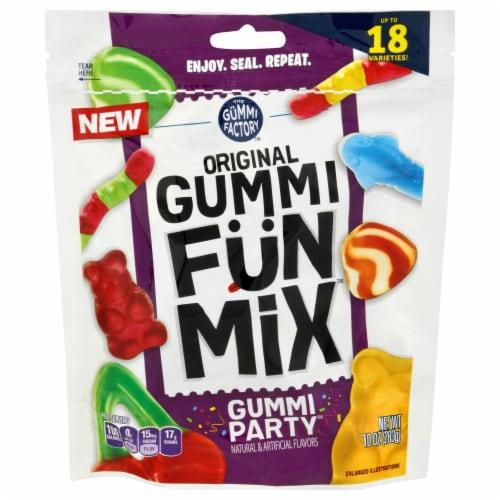 Gummi Factory Original Gummi Fun Mix - Assorted Perspective: front