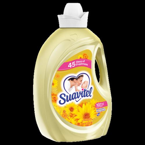 Suavitel Morning Sun Liquid Fabric Conditioner Perspective: front