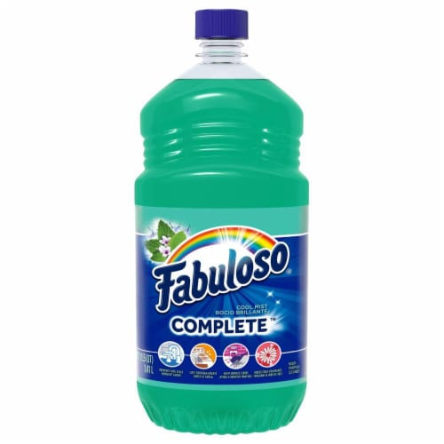 Fabuloso Cool Mist Complete Liquid Multi-Purpose Cleaner Perspective: front