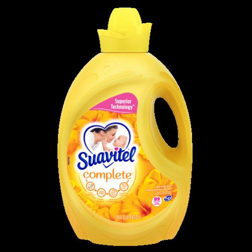 Suavitel Complete Morning Sun Liquid Fabric Softener Perspective: front