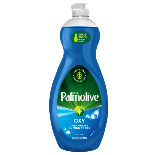 Palmolive Ultra Oxy Power Degreaser Dish Liquid Perspective: front